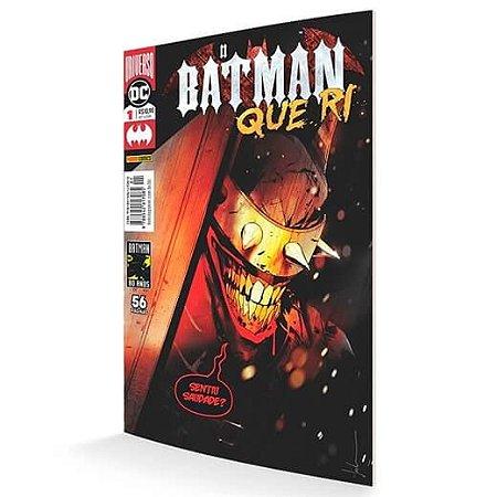 O Batman que Ri: Universo DC - 1 Sentiu saudade?