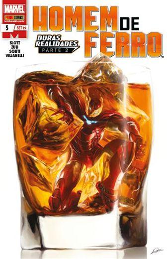 Homem de Ferro - 5 Duras realidades: Parte 2