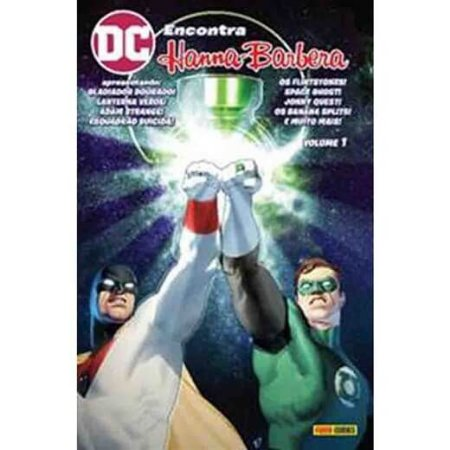 DC Encontra Hanna-Barbera - 1