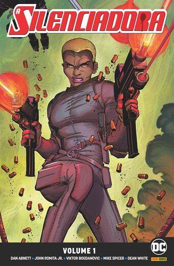 Silenciadora: Universo DC - Volume 1