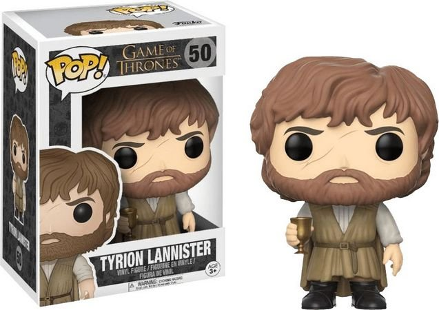 TRYION LANNISTER