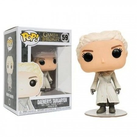 FUNKO - GAME OF THRONES - DAENERYS TARGARYEN -59