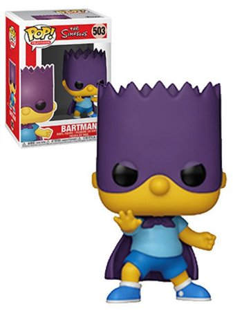 FUNKO - THE SIMPSONS - BARTMAN 503
