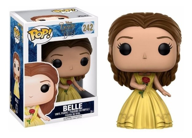 FUNKO - BEAUTY AND THE BEAST - BELLE 242''