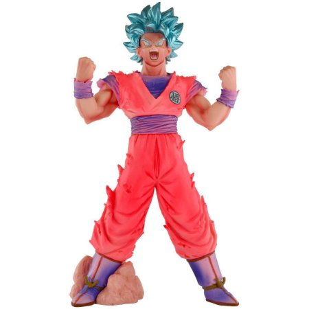 ACTION FIGURE GOKU BLUE Tam: UNI Cor: COR UNICA