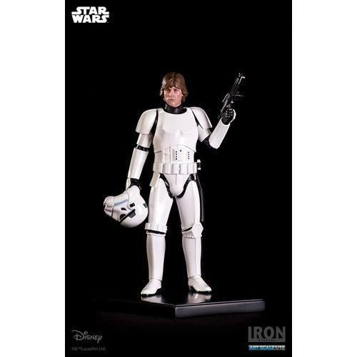 Star Wars Luke Skywalker Disguise ver. - 1/10 Art Scale