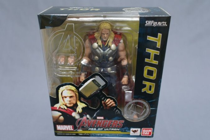 Age of Ultron Thor - S.H.Figuarts