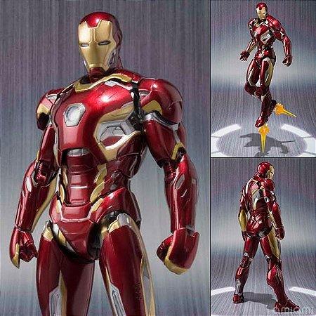 Bandai - Age of Ultron Iron Man Mark XLV - S.H.Figuarts