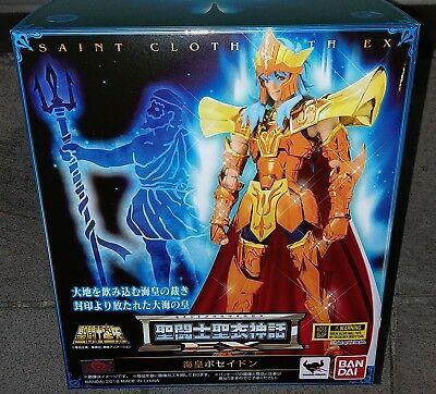 Saint Seiya Emperor Poseidon - Cloth Myth EX