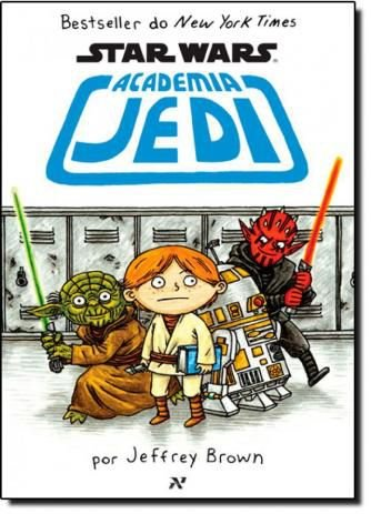STAR WARS ACADEMIA JEDI VOL 1