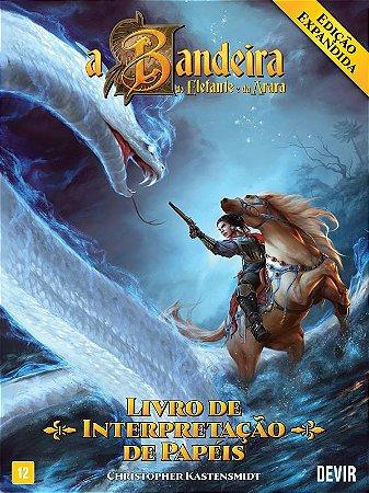 A BANDEIRA DO ELEFANTE E DA ARARA RPG EDICAO EXPANDIDA