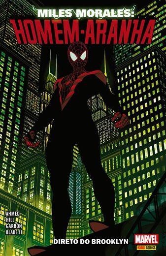 Miles Morales: Homem Aranha - 1