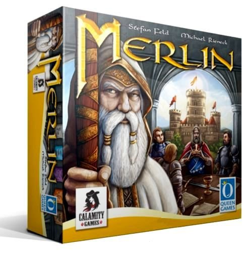 Merlin Calamity Games