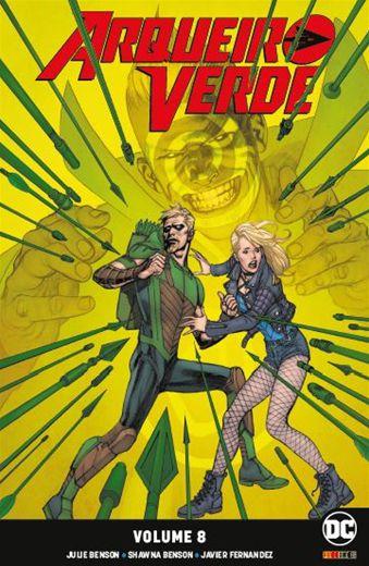 Arqueiro Verde: Renascimento - Volume 8 R$30,90