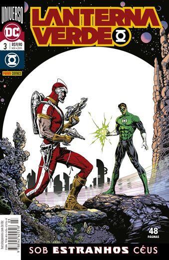 Lanterna Verde: Universo DC - 3
