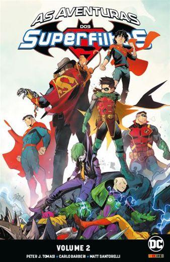 As Aventuras dos Superfilhos: Renascimento - Volume 2