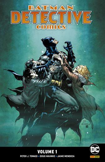 Detective Comics: Renascimento - Volume 1