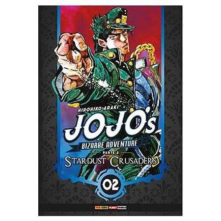 Jojo's Bizarre Adventure - Volume 2 Parte 3: Stardust Crusaders