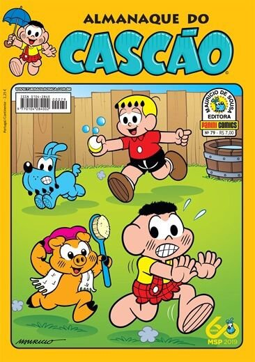 Almanaque do Cascão - 79