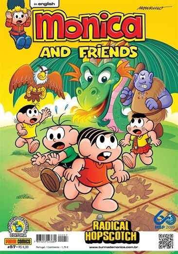 Monica and Friends - 57 Radical HopscotchMonica and Friends - 57 Radical Hopscotch