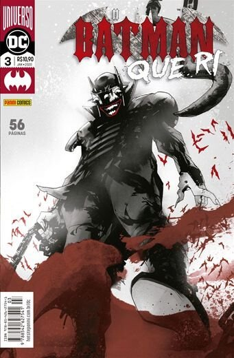 O Batman Que Ri: Universo DC - 3