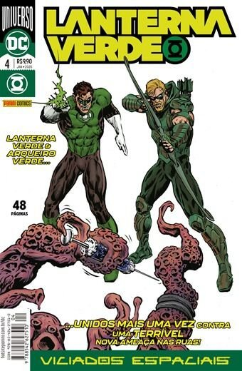 Lanterna Verde: Universo DC - 4