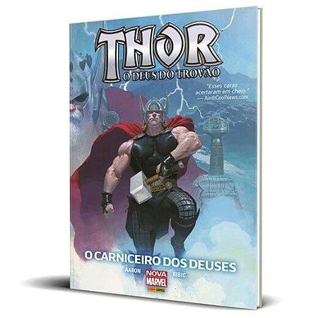 Thor: O Deus do Trovão O Carniceiro dos Deuses