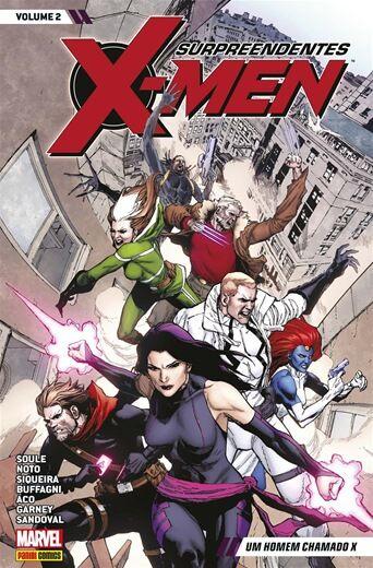 Surpreendentes X-Men - 2