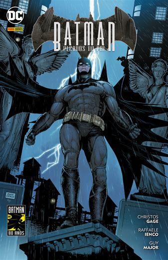 Batman: Pecados do Pai Capa Cartão