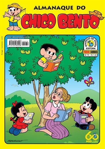 Almanaque do Chico Bento - 79