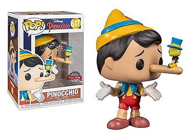 Funko Disney - Pinocchio 617 Special Edition