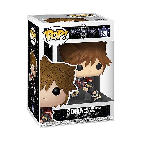 Funko Kingdom Hearts - Sora with Ultima Weapon 620