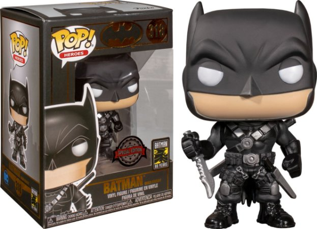 Funko Batman 80 Years 318
