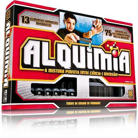 Alquimia 45 - Grow