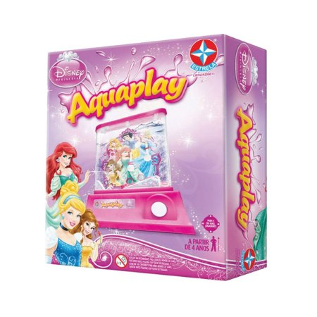 Jogo Aquaplay Princesas Disney Estrela