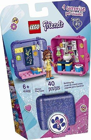 LEGO Friends - Cubo de Brincar da Olivia
