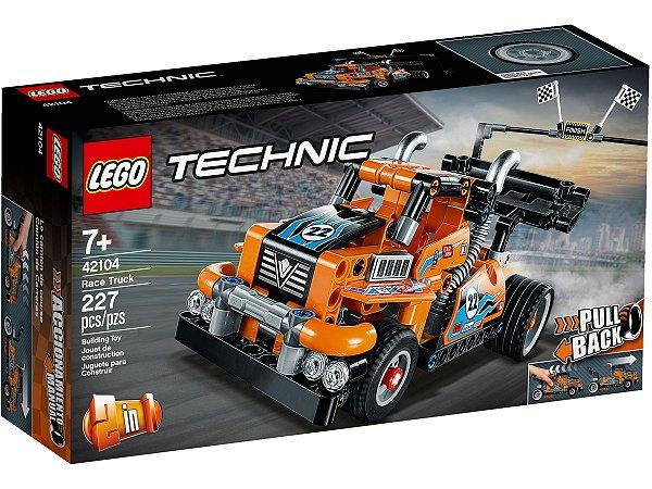 LEGO Technic - Caminhão de Corrida