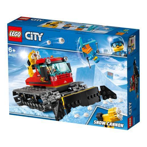 LEGO City - Limpa-Neve