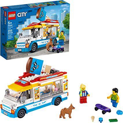 Lego City - Van de Sorvetes 60253