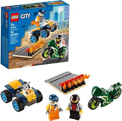 LEGO City - Equipe de Acrobacias