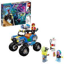 LEGO Hidden Side - O Buggy de Praia de Jack