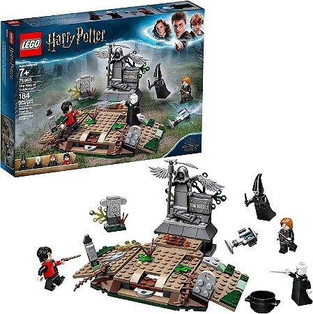 LEGO Harry Potter - O Ressurgimento de Voldemort