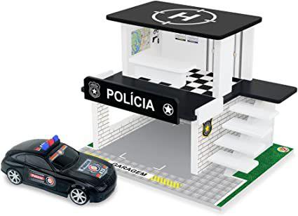 Posto Policial Junges Preto