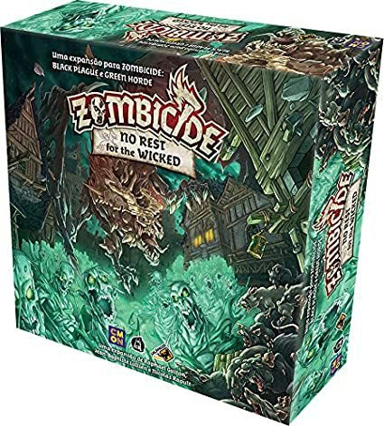 Zombicide: No Rest For The Wicked Galápagos Jogos