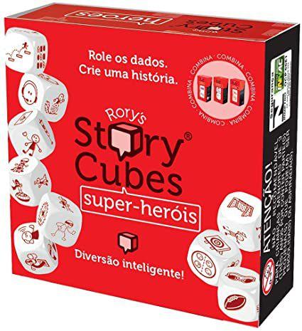 Rory's Story Cubes: Heróis