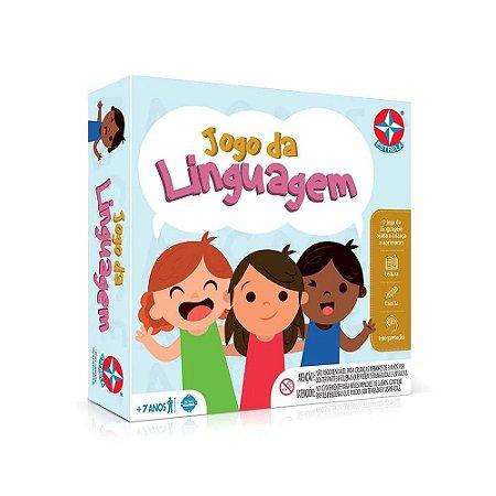 Jogo Da Linguagem Brinquedos Estrela