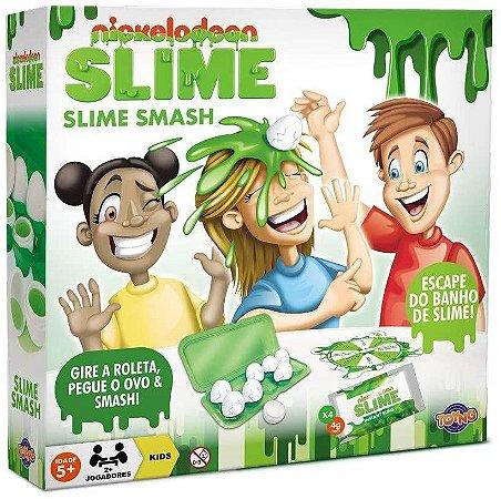 Slime Smashy Nickelodeon Toyng Jogo