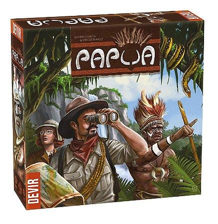 Papua - Jogo de Tabuleiro - Devir