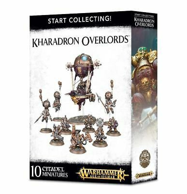 Start Collecting Kharadron Overlords Games Workshop Warhammer40000