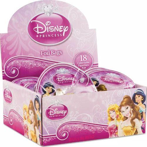 Princesas Disney - Saquinho Surpresa